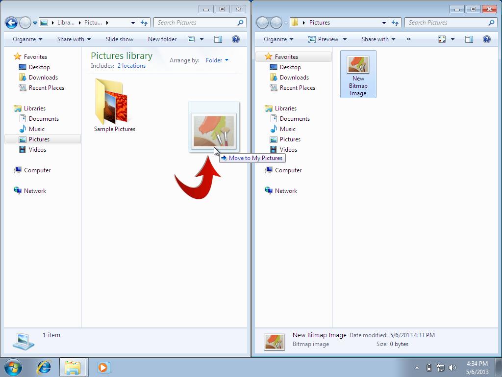 how to set windows 7 to photo screen saver